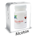 Alcotox prevents a hangover and protects the liver